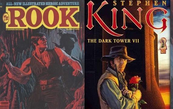 Стивена Кинга обвинили в плагиате Стивен кинг, Темная башня, Плагиат