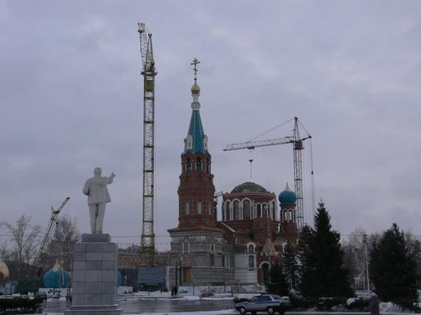 Вот вам ещё немного Омска Омск, Шерстяной волчара, Что они делают, Россия, Длиннопост