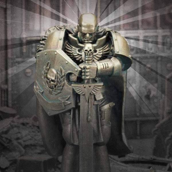 Полковой Штандарт #53. Армагеддон был признан лучшим местом чтобы умереть Warhammer 40k, regimental standart, Полковой Штандарт, перевод, длиннопост