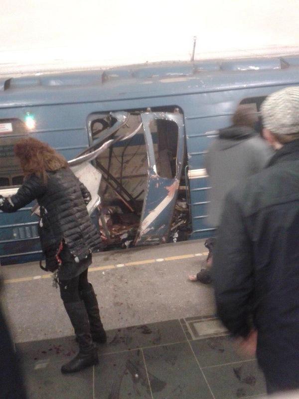 Санкт-Петербург. Взрывы. теракт, срочно, взрыв, текст, видео, метро, Санкт-Петербург