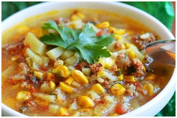 Необычные и несложные первые блюда Кулинария, Суп, Рецепт, Еда, Вкусно, Длиннопост