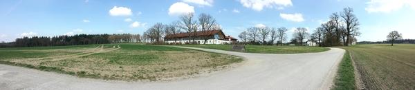 Один день весеннего отпуска - на велосипеде вокруг  Мюнхена Германия, Весна, Фотография, Велосипед, Лес, Природа, Длиннопост