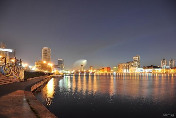 Спокойно, это не НЛО. Это - наши Ракета, Екатеринбург, Союз, 2011, длиннопост