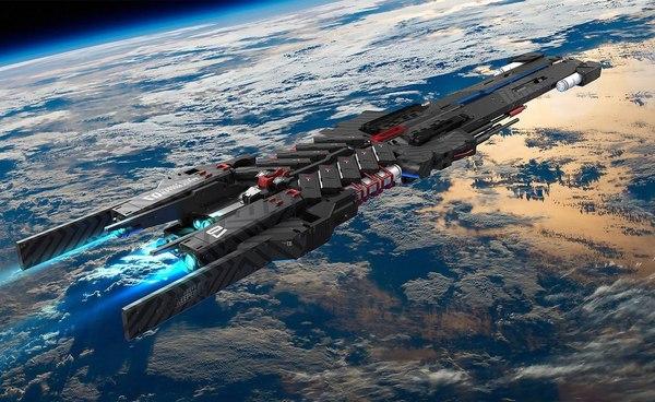 Звездолеты Звездолеты, будущее, космос, длиннопост