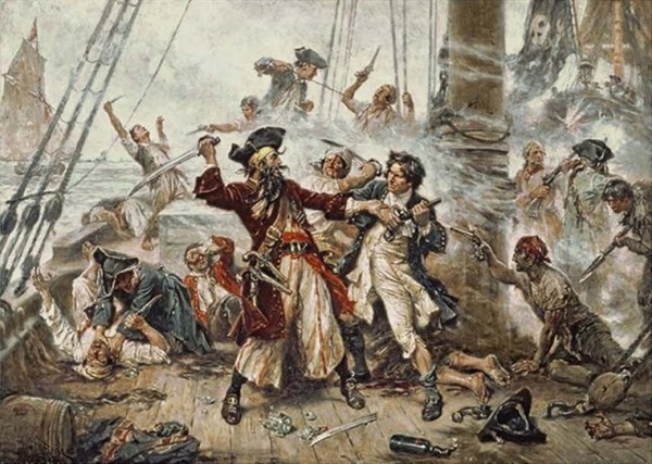 Невероятные факты о пиратах пираты, флебустьеры, история, пиратство, мореплавание, длиннопост