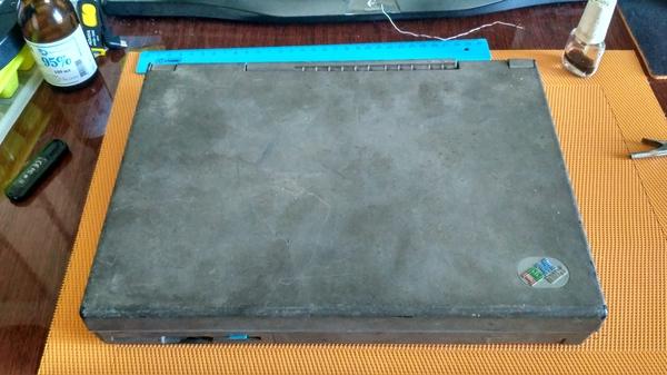 Помогите включить ThinkPad 750C ThinkPad, 750C, Ноутбук, DOS, Длиннопост
