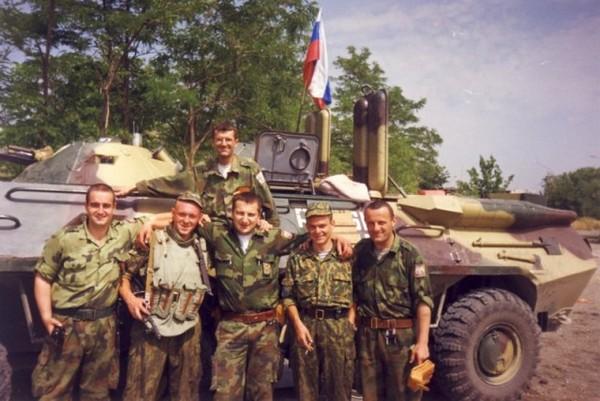 Зачем русские десантники сделали марш-бросок в Приштину Приштина, Сербия, Милошевич, Русская армия, Противостояние, НАТО, Длиннопост