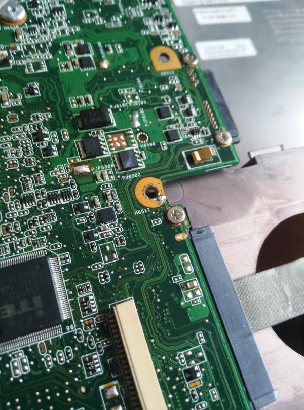 Нужен ремонт ноутбука Asus N53S, Москва помощь, ремонт техники, ноутбук