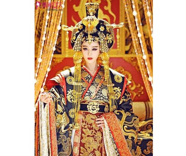 Императрица У. Через тернии к власти У Цзэтянь, Китай, история, культура, императрица, длиннопост