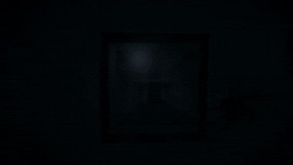 Gone in the Mist. Дневник разработки. Страница 1: Паучок заполз в картину Ужасы, Игры, Gamedev, Дневник, Steam, Видео, Гифка, Длиннопост