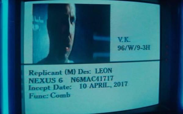 """Обратите внимание на дату  """"Bladerunner"""" Бегущий по лезвию, Темное, Будущее, Настало, Киберпанк, Совпадение"""