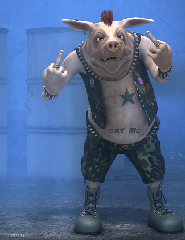 Ебут свиней на свиноферме видео