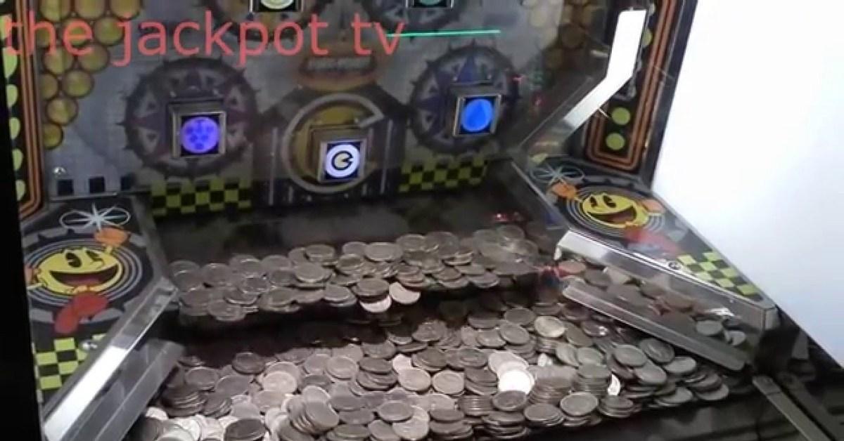 Игровой автомат с толкателем монет игровые автоматы онлайн в россии