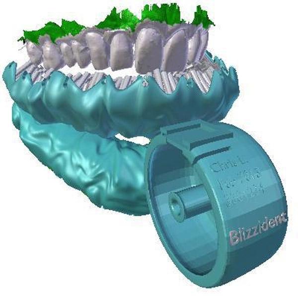 Blizzident - самая странная зубная щетка зубная щетка, Стомалогия, гигиена, нихуясе, видео, длиннопост