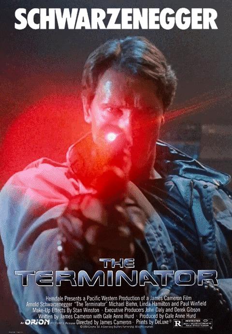 Постер к фильму Терминатор