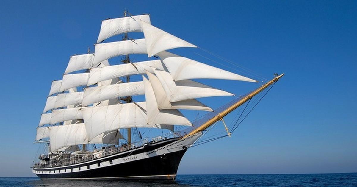 Картинки парусников и кораблей