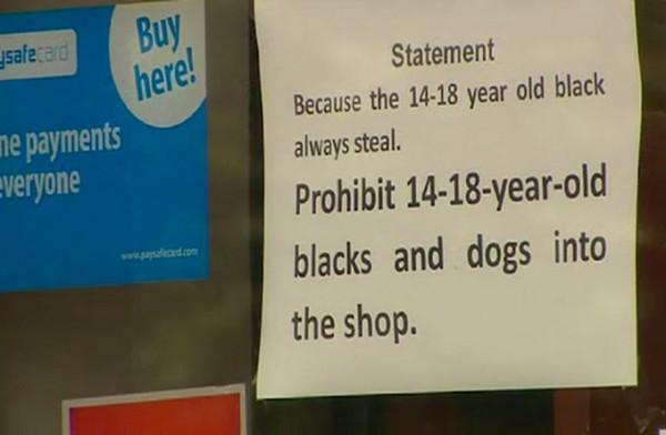 «Они всегда воруют»: австралийский предприниматель запретил темнокожим посещать свой магазин Австралия, Магазин, Чернокожий, Воровство, Толерантность, Терпимость