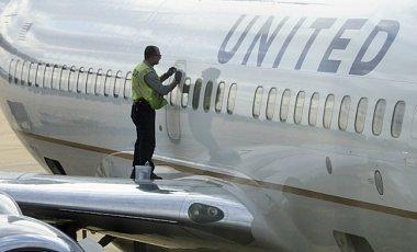 Пассажира United Airlines ужалил скорпион. United airlines, Скорпион, Самолет