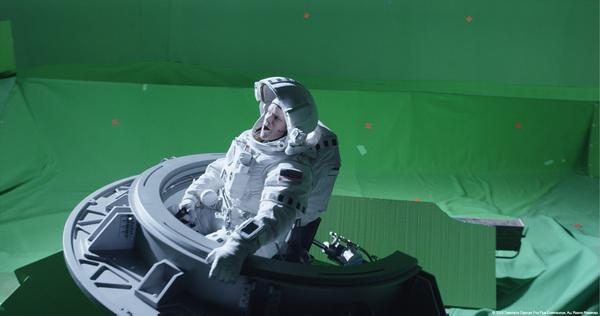 Спецэффекты фильма «Марсианин» Фильмы, Марсианин, Спецэффекты, До и после, Мэтт дэймон, Длиннопост