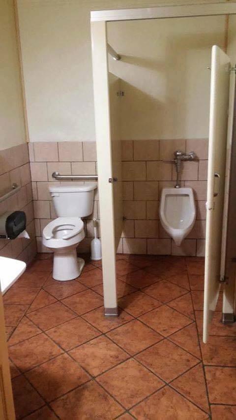 И так сойдёт Туалет, Писсуар, Мастера на все руки, Юмор