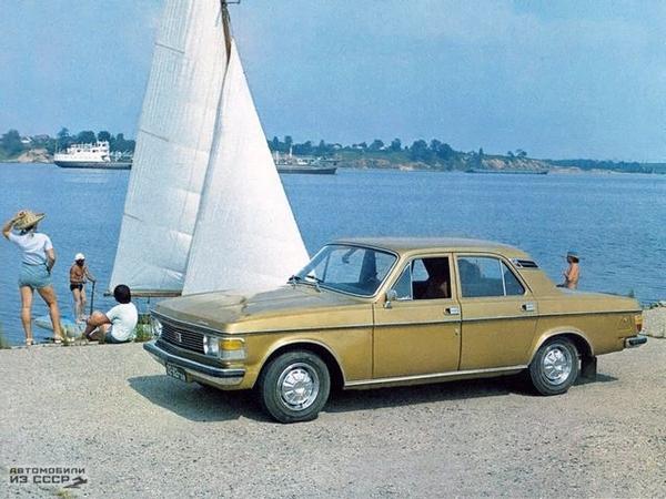 """ГАЗ-3101 - какой должна была стать привычная нам """"Волга"""" в 1970-х авто, ссср, волга, советские авто, газ 3101, длиннопост, прототип"""