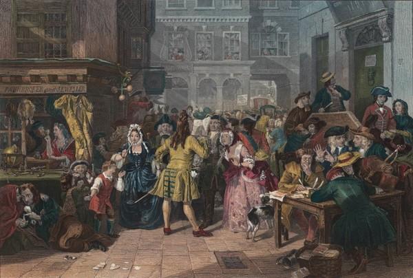 моменты великобритания во второй половине 20 векк первый аля