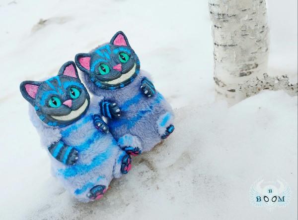 Кот чеширский детский сад