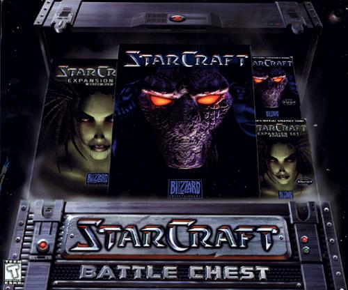 StarCraft + дополнение Brood War StarCraft, Халява, Blizzard, Battlenet, Steam халява