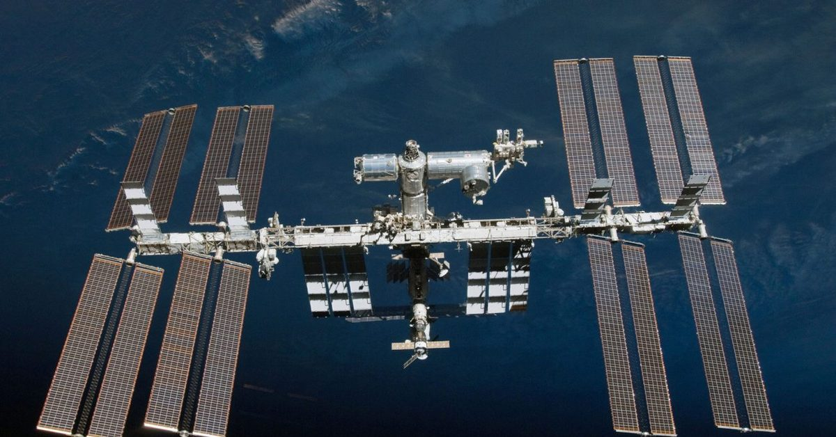 us space station - HD