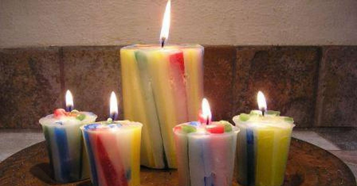 Как сделать свечу ярче 43