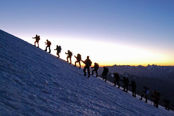 Как правильно взойти на Эльбрус Эльбрус, горы, альпинизм, восхождение, длиннопост
