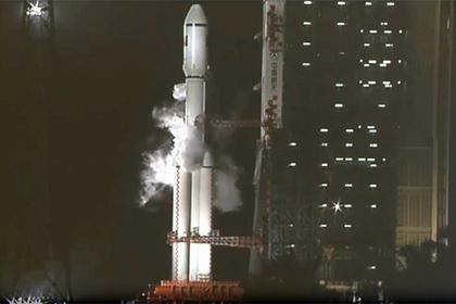 Китай запустил первый космический грузовик Китай, космос, Чанчжэн-7, Тяньгун-2