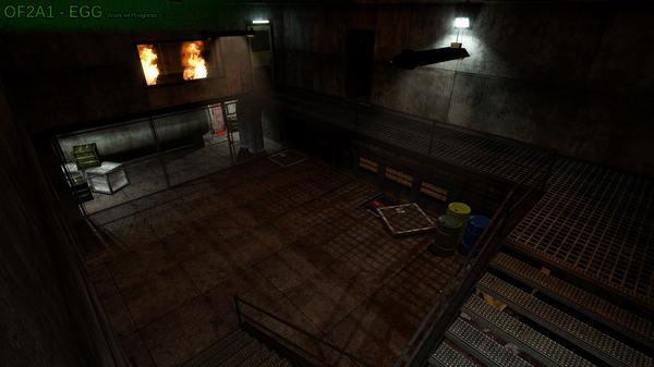 Отчёт разработчиков Operation Black Mesa: усовершенствование карт Half-Life Opposing Force, Operation Black Mesa, Игры, длиннопост