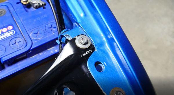 Замена проводки на головное освещение авто, ремонт авто, своими руками, проводка, Гольф 2, видео, длиннопост