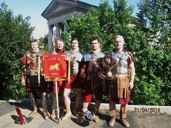 День рождения Древнего Рима Рим, древний рим, реконструкция, Парад, история, длиннопост