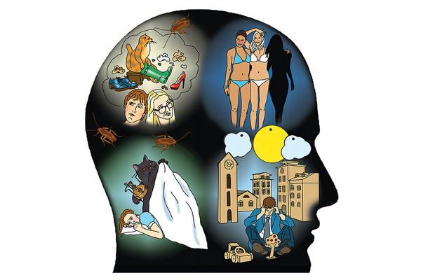 Здоровое сумасшествие // Как мозг заставляет нас чувствовать невозможное КШ, Кот Шредингера, психиатрия, мозг, сумасшествие, психика, здоровье, Спецпроект, длиннопост