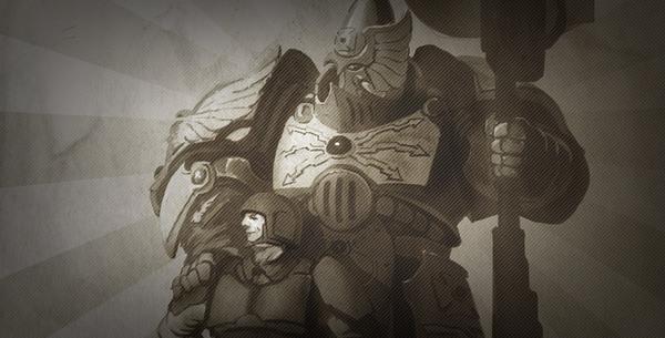 Полковой Штандарт #54. Сражайтесь вместе с Импер(атор)ской Гвардией Warhammer 40k, regimental standart, Полковой Штандарт, перевод, длиннопост