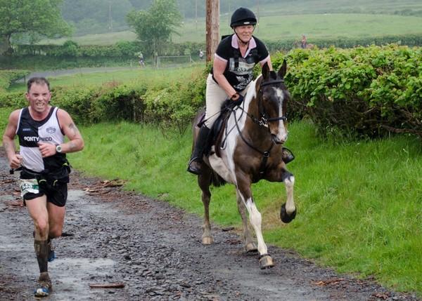 Люди — самые выносливые бегуны? бег, Люди, Эволюция, лошадь, длиннопост