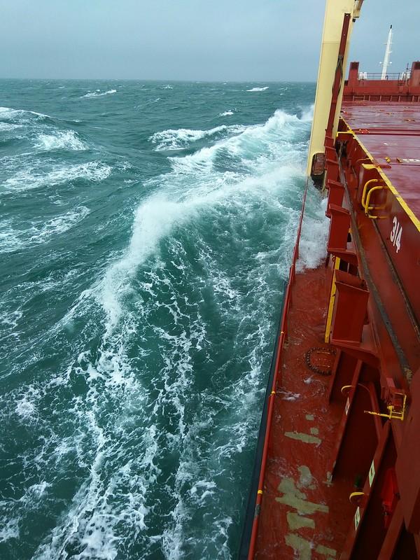 Обычный день в море море, работа, Бискайский залив, длиннопост