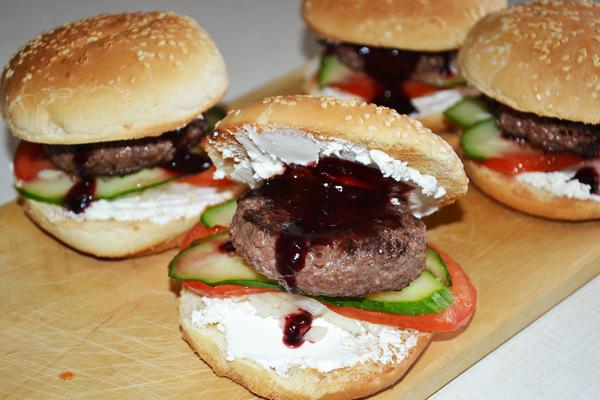 Космический бургер рецепт, мясо, бургер, котлета, космос, длиннопост