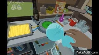 Очки виртуальной реальности рик и морти очки виртуальной реальности рик и морти