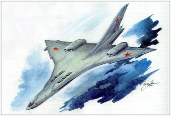 Проект многоцелевого самолёта-амфибии «Бериев А-150» Авиация, Самолет-Амфибия, а-150, СССР, Проект, Длиннопост