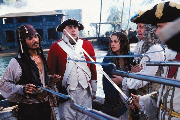 """Как снимался фильм """"Пираты Карибского моря: Проклятие «Черной жемчужины»"""" filmru, как снимали, фильмы, съемки, пираты карибского моря, проклятье черной жемчужины, Джонни Депп, гифка, видео, длиннопост"""
