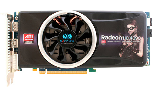 Тряхнем стариной, или минитест ATI Radeon HD 4890. IT, железо, Linux, тест, длиннопост