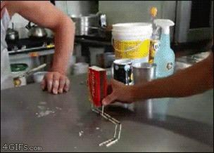 Веселая игра со спичками.
