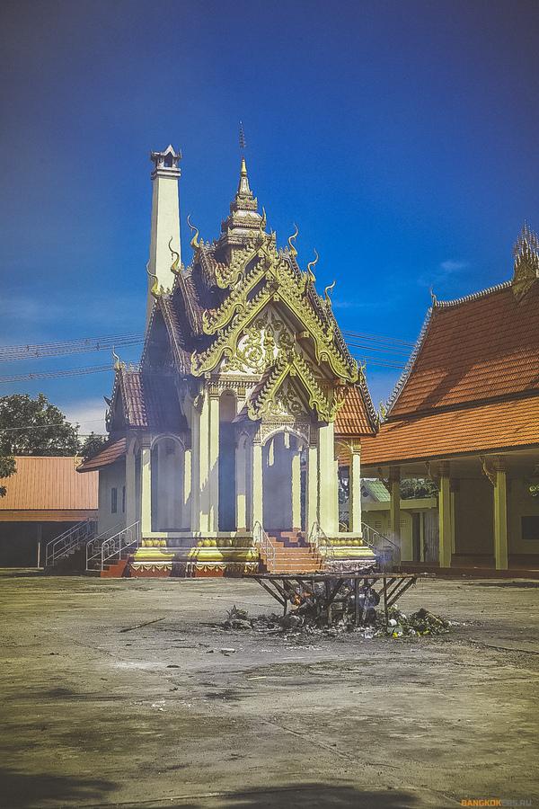 Нежданчик в Лаосе Лаос, Таиланд, Кремация, Ананас, Шашлык