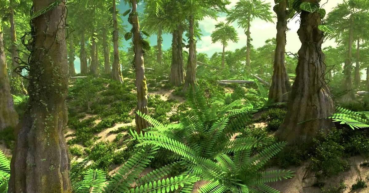 тех, кто картинки растений триасового периода всегда очень