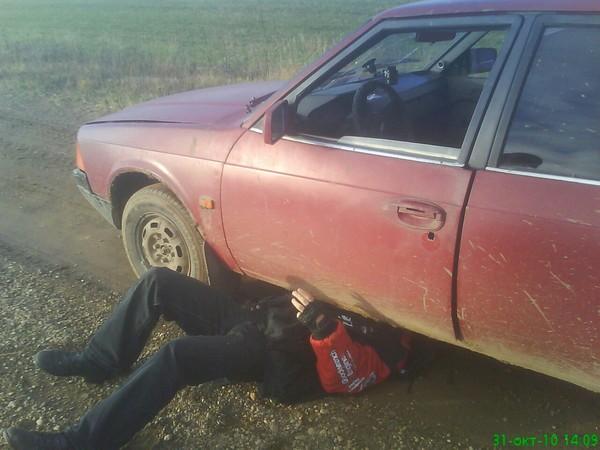 Сказ про то как у Ивана москвич угоняли длиннопост, угон, москвич, пьяные мужики, полиция