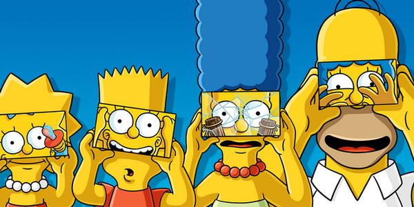 Интересный факт. Желтый, Мультфильм, Симпсоны, Миньоны, South park, Винни-Пух, Не мое, Длиннопост