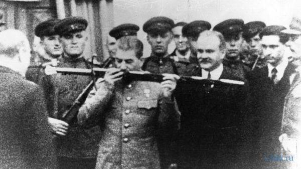 Меч Сталинграда Меч, Сталинград, Великая Отечественная война, Сталин, Видео, Длиннопост